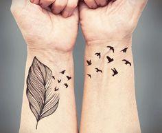 Awesome Leaf Tattoo Design Ideas