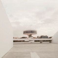 Centro Cultural Niemeyer in Avilés Astúrias Spain. by tinasanches10