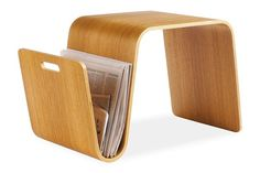 Ply Modern Magazine Table - Organization - Accessories - Room & Board