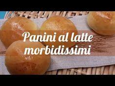 """""""Geo"""": panini al latte di Stefania Grandinetti Biscotti, Profiteroles, Buffet, Food And Drink, Pizza, Bread, Taleggio, Fonduta, Bocconcini"""