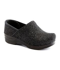 @Dorothy Todd Burgess these are perfect...sparkley just like me! Dansko Clogs in Dazzle