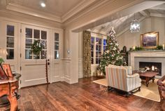 Harbor View - traditional - entry - orange county - Spinnaker Development