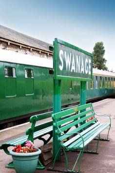 Swanage, Dorset , England.