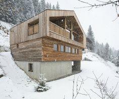 Mountain House | Studio Razavi architecture
