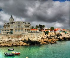 i have been here. and i want to go back.  cascais, portugal