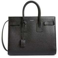 Saint Laurent 'Small Sac de Jour' Grained Leather Tote on shopstyle.com