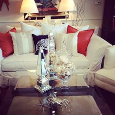 All Pieces available @ Sofa Outlet. Come check out are showroom. Sofa Outlet, Showroom, Couch, Furniture, Home Decor, Settee, Decoration Home, Sofa, Room Decor