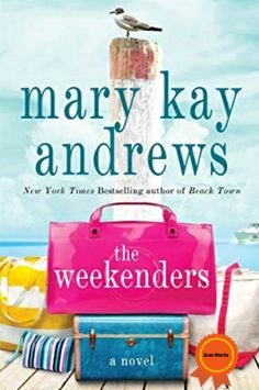 Cocktail parties and crab boil aside, in The Weekenders, Riley must find a way to investigate the secrets of Belle Island, the husband she might not really know, and the summer that could change everything. Recommended by Ann Marie