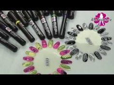 la penna per nail art #nailart