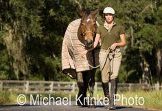 Equestrian Modeling Models Catherine MacAlister & The Joker www.bogginfinfarm.com
