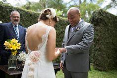 Bem-me-quero, bem-te-quero!: Casamento da Lú e do Fernando