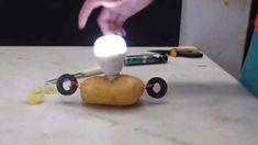 Pare absurd, dar bazat pe știință. Un cartof îți poate lumina locuința timp de o lună. Privește cum funcționează! - Știința-Mister.ro