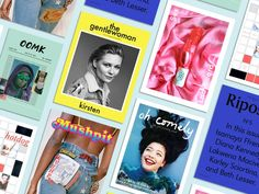 Womazines : International Women's Day: An independent magazine guide - STACK magazines