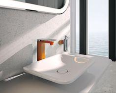 Смесители и душевые системы Jorger: Plateau #hogart_art #interiordesign #design #apartment #house #bathroom #jorger  #sink #faucet