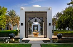 Chedi Muscat | Luxury Hotels Travel+Style