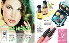 Lo nuevo de Avon para esta #primavera: Maquillaje en tonos vibrantes. AVON♥