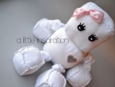 This is so cute! I think I'm actually going to make one for myself :3