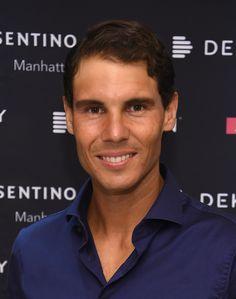 PHOTOS/VIDEO: Rafael Nadal at the Cosentino event in New York City. - 23 Августа 2017 - RAFA NADAL - KING OF TENNIS