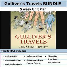 gulliver's travels essay