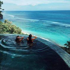 ocean, pool, and sea image
