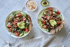 Chorizo Taco Salad Bowl