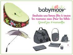 Célébrez la fête des mères en participant au grand jeu #mumselfie avec Babymoov ! - Pour les bébés
