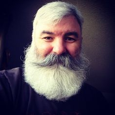 """flickr-beard-power:  animbear:  Someone asked me, """"Why are you growing your beard?"""" I replied, """"Because it's awesome! Why don't you?"""" She wasn't amused.  I agree 100% (You can currently see this beard living near the beach in San Clemente, CA.)  Follow: http://flickr-beard-power.tumblr.com/"""