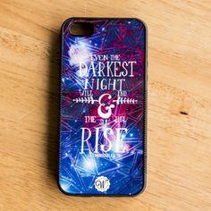 Les Mis iPhone case