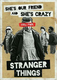 POSTER Stranger things #poster