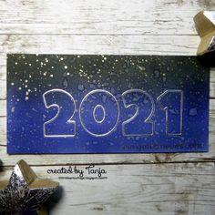 Karten-Kunst » Gutes Neues Jahr 2021
