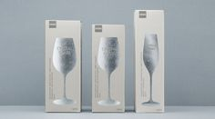Packaging design for HEMA glassware by Iconic design