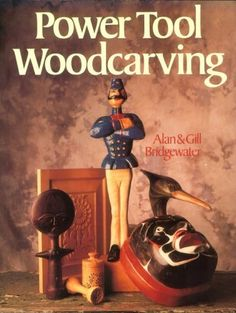 Power Tool Woodcarving by Alan Bridgewater, http://www.amazon.com/dp/0806987103/ref=cm_sw_r_pi_dp_mNeCqb0WACXJ0