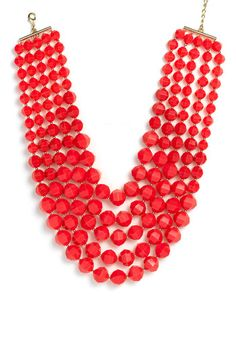 kate spade new york 'cut to the chase' bib statement necklace