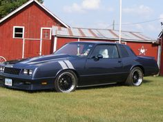 84 Monte Carlo SS with Schwartz Performance G-body Chassis - Page 6