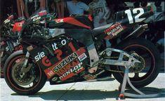 当時のレーシングマシン Old Logo, Sportbikes, Cars And Motorcycles, Motorbikes, Cool Stuff, Sketches, Nice, Drawings, Crotch Rockets