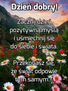 Polish Language, Cute Gif, Social Platform, Motto, Good Morning, Quotations, Thoughts, Humor, Motivation