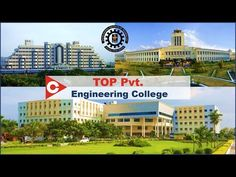 Top 10 Private Engineering Colleges in India - YouTube