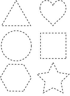 Shape Coloring Pages For Kids Printable Shapes Printable Shapes Coloring Pages And Free Printable Shapes Coloring Pages For Kids Pin On Shapes Free Printable Shapes Coloring Pages For Shapes Worksheets, Preschool Worksheets, Preschool Activities, Printable Worksheets, Shape Activities, Spanish Activities, Free Preschool, Educational Activities, Free Printables
