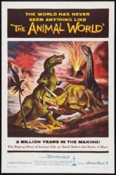 Animal World Movie Poster 24inx36in