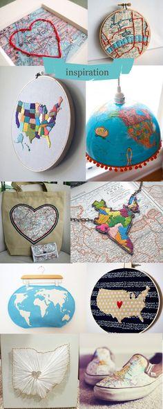 Moline-Mercerie-imprimé-map-du-monde