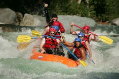 There is nothing more thrilling than white water rafting, and the Skykomish River is the closest white water rafting there is to Seattle, WA! Skykomish River, Alpine Adventure, Cascade Mountains, Whitewater Rafting, Washington State, Seattle, Vacation, Bucket, Hiking