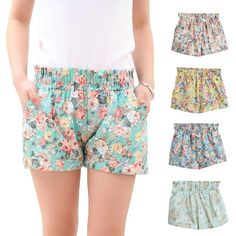 Now available on our store:  European Style Fl... Check it out here ! http://mamirsexpress.com/products/european-style-floral-cotton-female-shorts-plus-size-casual-high-waist?utm_campaign=social_autopilot&utm_source=pin&utm_medium=pin