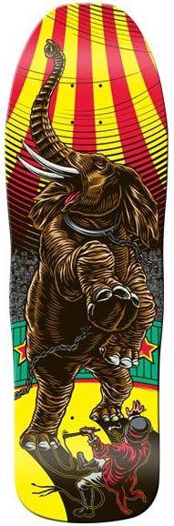 #Skateboard Elephant - The Rogue OG Deck