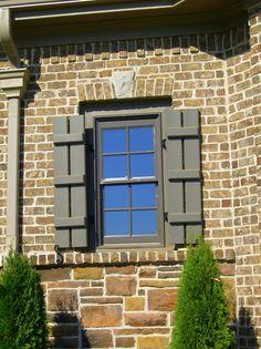 Exteior shutters exterior shutters shutter images from sunbelt shutters exterior home for How to build board and batten exterior shutters