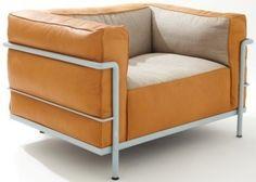 "Cassina Sessel ""LC3"", Limited Edition, Design Corbusier,Jeanneret,Perriand, LC 3 | Designermöbel Würzburg"