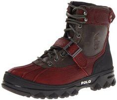 Amazon.com: Polo Ralph Lauren Men's Huntswood Boot: Shoes