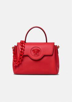 Latest Handbags, Small Handbags, Handbags On Sale, Black Handbags, Purses And Handbags, Versace Purses, Versace Boots, Versace Bag, Marca Versace