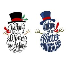 Walking in a Winter Snowman Cuttable Design Cut File. Vector, Clipart, Digital Scrapbooking Download, Available in JPEG, PDF, EPS, DXF and SVG. Works with Cricut, Design Space, Cuts A Lot, Make the Cut!, Inkscape, CorelDraw, Adobe Illustrator, Silhouette Cameo, Brother ScanNCut and other software.