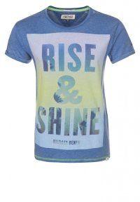 Hilfiger Denim - FERGIE - T-shirt con stampa - blu #tommyhilfiger #fashion #style #tshirt