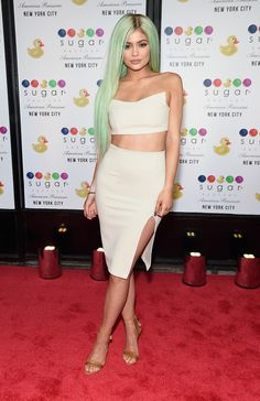 Kylie Jenner Photos - Sugar Factory American Brasserie Grand Opening Hosted by Kylie Jenner - Zimbio